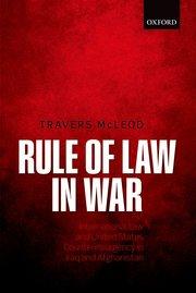McLeod_Rule of law in war
