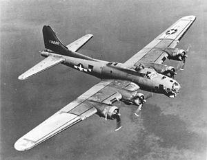 Le Boeing B-17, instrument du bombardement américain durant la Seconde Guerre Mondiale