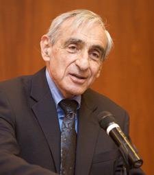 Le philosophe américain Michael Walzer
