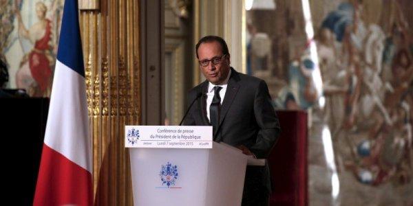 Hollande_Syrie